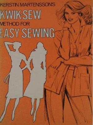Kwik-Sew method for easy sewing