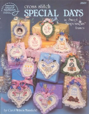 Cross Stitch Special Days