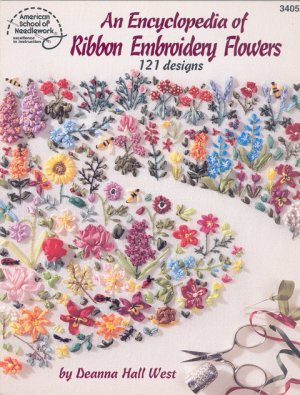 An Encyclopedia of Embroidery Flowers