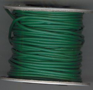 Jumbo S'Getti 3mm x 25 yards Dark Green