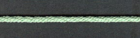 Lacing Cord Light/Green per mtr