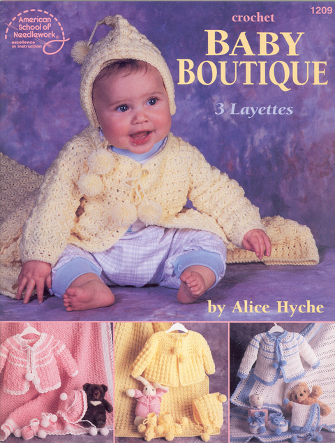 Crochet Baby Boutique