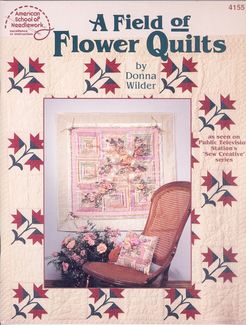 A Field of Flower Quilts