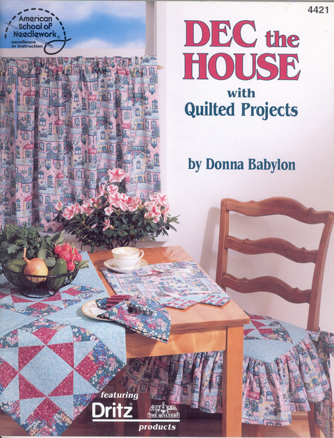 Dec the House with Quilted Projects