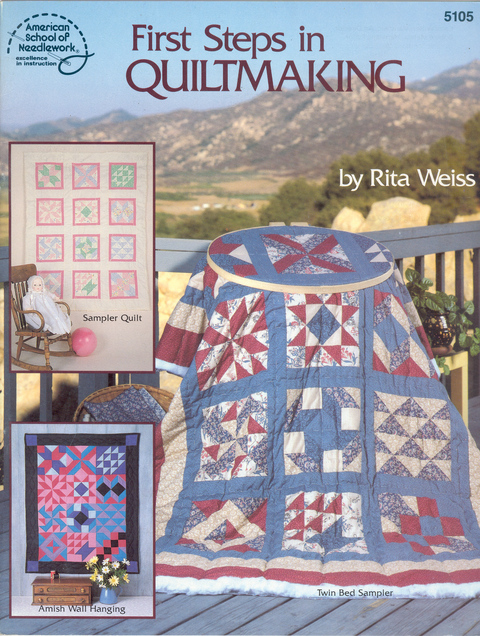 First Steps in Quiltmaking