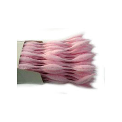 Chenille Bumps 15mm; Light Pink 100p