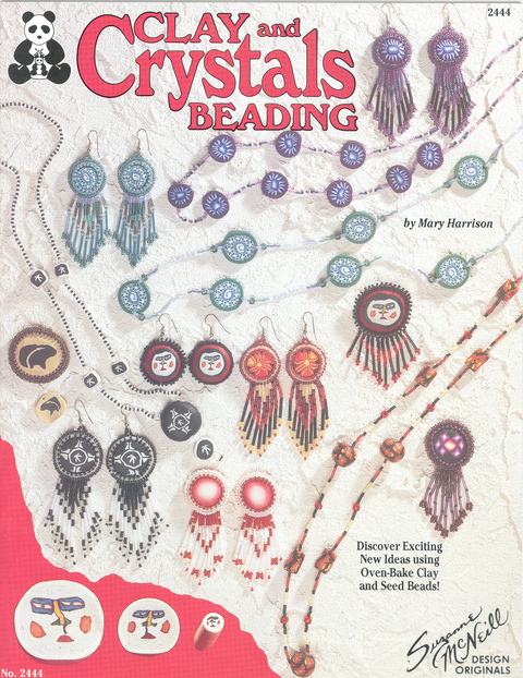 Clay and Crystals Beading