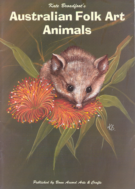 Australian Folk Art Animals