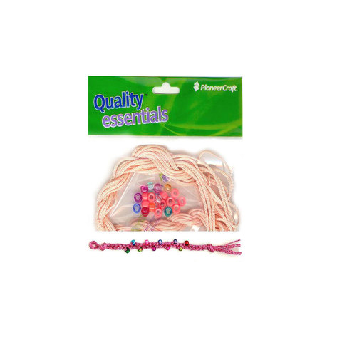 Friendship Bracelet Kit, Kit makes 2.