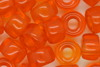 CZ Jug Orange 100 beads
