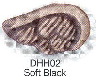 DecoArt Heavenly Hues 2oz Soft Black