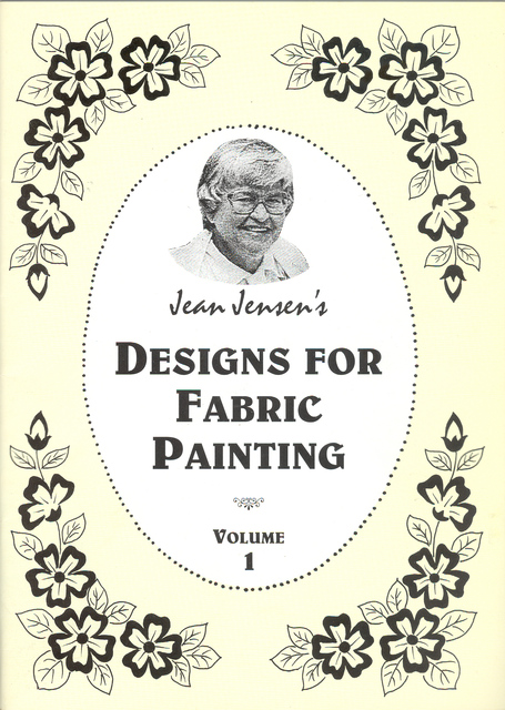 Designs for Fabric Painting Vol 1