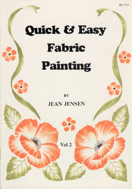 Quick & Easy Fabric Painting Vol 2