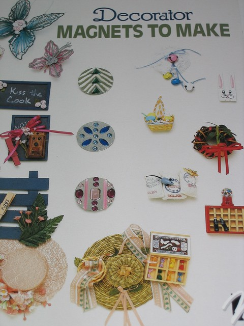 Decorator Magnets to Make