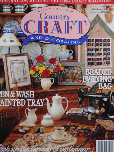 Australian Country Craft & Decorating Vol 5 No 6