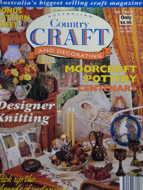 Australian Country Craft & Decorating Vol 7 No 2