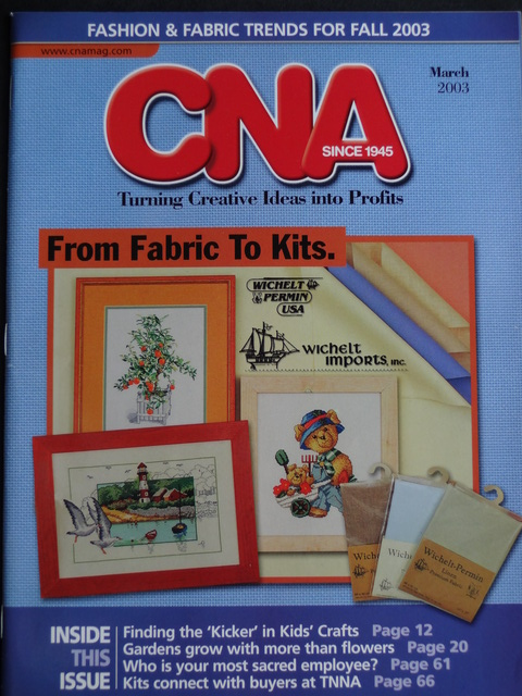 CNA March 1999