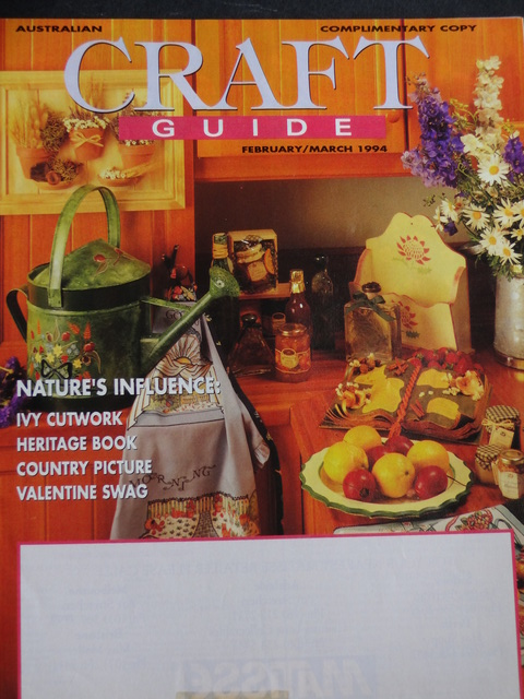 Craft Guide 1994