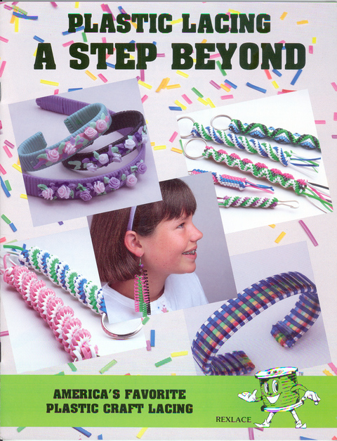 Plastic Lacing A Step Beyond