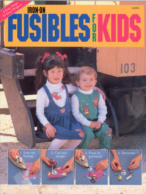 Iron-On Fusibles for Kids