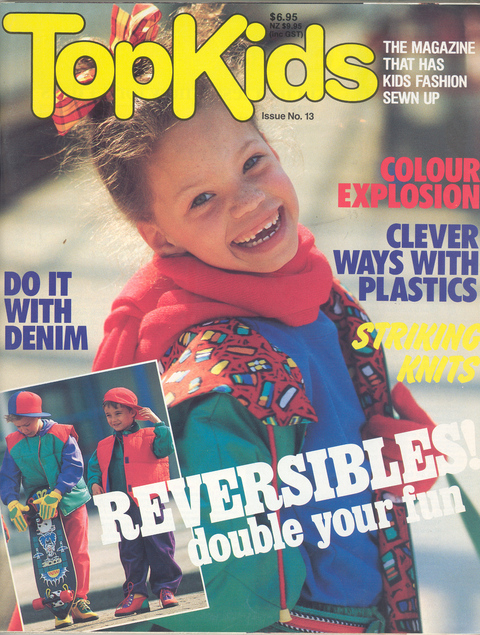 Top Kids Issue No 13