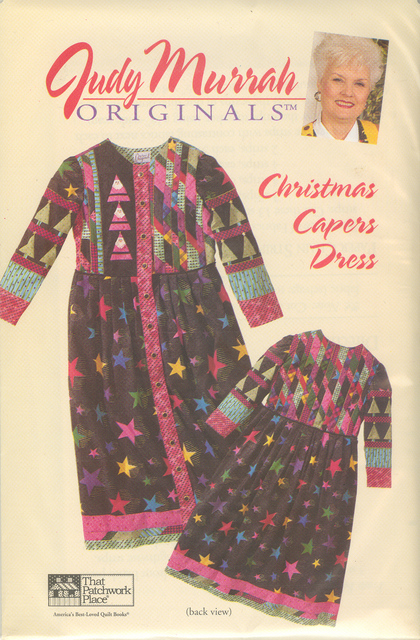 Christmas Capers Dress
