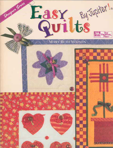 Easy Quilts by Jupiter!