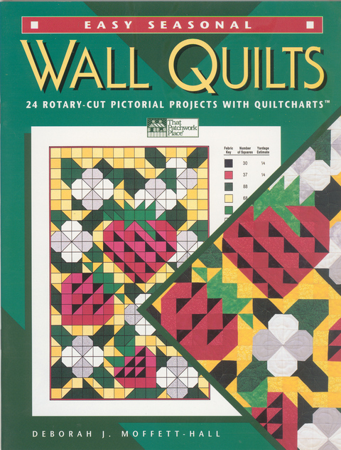 Easy Seasonal Wall Quilts