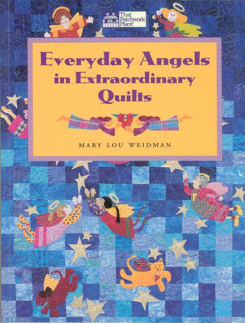 Angels in Extraordinary Quilts
