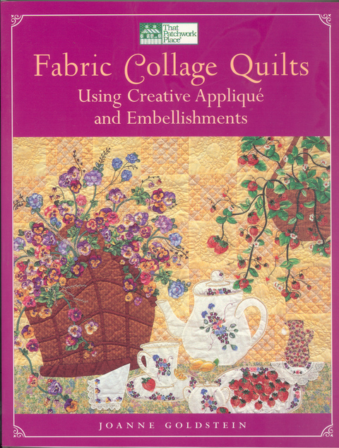 Fabric Collage Quilts