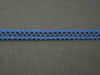 Braid Iris Blue per mtr