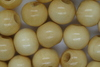 10mm W-Beads Natural