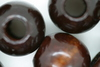 20mm W-Beads Brown