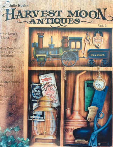 Harvest Moon Antiques: Volume 2